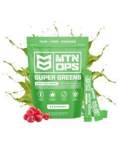 MTN OPS Super Greens Stick Packs