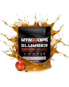 MTN OPS Slumber - Deep Sleep Recovery - Apple Cider