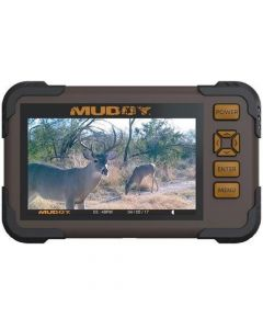 Muddy Outdoors CRV43 SD Card Viewer