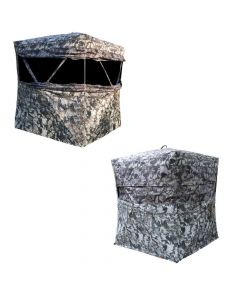 Muddy Outdoors Infinity 2 Man Pop Up Ground Blind