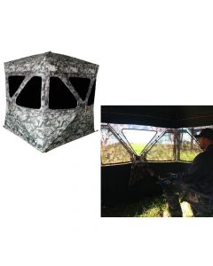 Muddy Outdoors Infinity 3 Man Pop Up Ground Blind