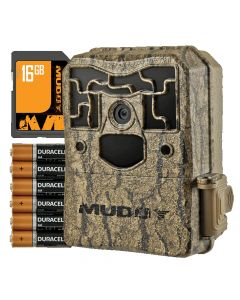Muddy Outdoors Pro Cam 20MP Trail Camera Combo