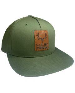 Muley Freak Forest Logo Patch Cap