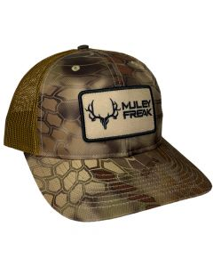 Muley Freak Kryptek Highlander Trucker Hat