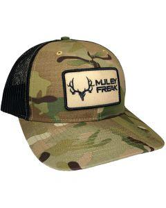 Muley Freak Multicam Snapback Cap