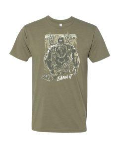 Muley Freak Sasquatch Short Sleeve T-Shirt