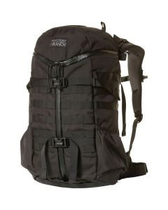 Mystery Ranch 2 Day Assault 1650 cu Pack - Black - Front