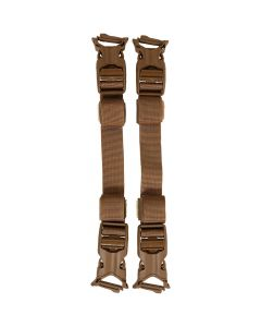 Mystery Ranch Quick Attach Accessory Straps - Coyote