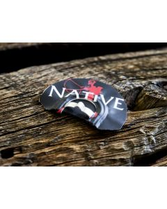 Native by Carlton Ripit Black Single Reed Cow Call Elk Diaphragm 1