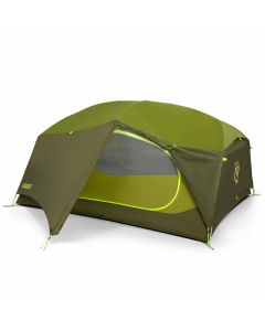 NEMO Aurora Backpacking 3 Person Tent with Footprint