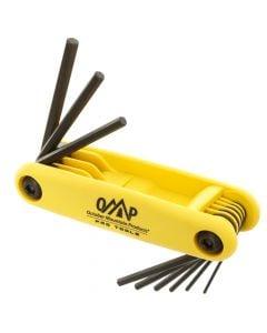 OMP Pro Shop Hex Wrench Set