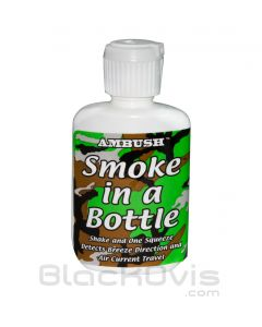 Moccasin Joe Smoke in a Bottle Wind Checker
