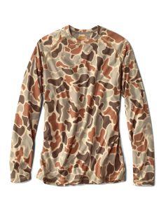 Orvis DriRelease Long Sleeved Crew Shirt