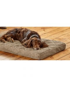 Orvis Memory Foam Platform Dog Bed