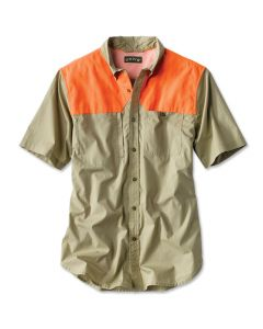 Orvis Short-Sleeved Cotton Featherweight Shooting Shirt