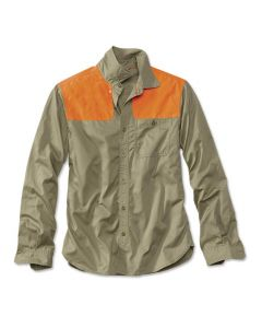 Orvis Midweight Shooting Long Sleeve Shirt