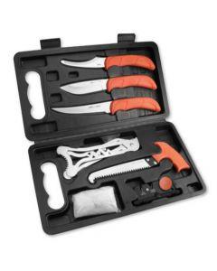 Outdoor Edge Jaeger 8 Piece Knife Pack