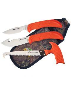 Outdoor Edge WildGuide Fixed Knife Combo