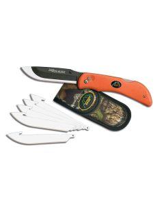 Outdoor Edge Razor-Lite Knife - orange