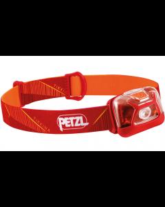 Petzl Tikkina 250 Lumen Headlamp - Red