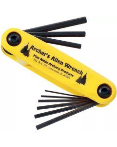 Pine Ridge Archery Archers Allen Wrench Set