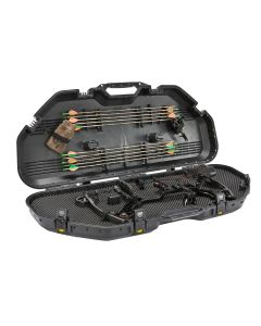 Plano All Weather Series Bow Case - open
