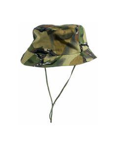 Predator Camo Boonie Hat - Green Deception