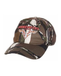 Predator Camo Logo Cap - Brown Deception