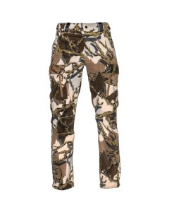 Predator Camo Stealth Micro Fleece Pant - Brown Deception - Front