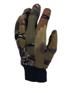 Predator Camo Jersey Glove - Green Deception