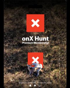ONXMaps Hunting GPS Map Premium App Membership
