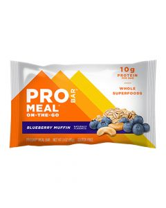 ProBar Blueberry Muffin Meal Bar - 12 Pack