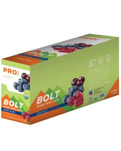 PROBAR Bolt Berry Blast Organic Energy Chews - 12-Pack