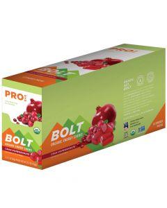 PROBAR Bolt Cran Pomegranate Organic Energy Chews - 12 Pack
