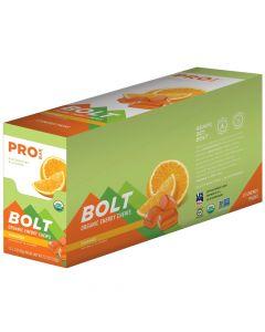 PROBAR Bolt Orange Organic Energy - sleeve