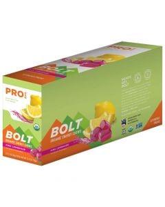 PROBAR Bolt Pink Lemonade Organic Energy Chews - 12-Pack