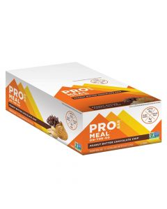 PROBAR Meal Peanut Butter Chocolate Chip - sleeve