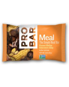 PROBAR Meal Peanut Butter Chocolate Chip Bar