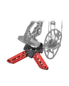 Pine Ridge Archery Kwik Stand Bow Support - In Use