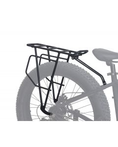 RAMBO Extra Large Rear Luggage Rack