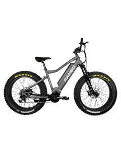 Rambo Rebel 1000XPC Performance Electric Bike - Carbon Color