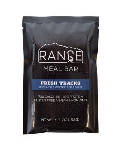 Range Meal Bar Fresh Tracks Mosasses Ginger & Sea Salt Bar
