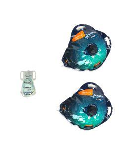 SteriPEN RapidUV 4 Liter Reservoirs- 2 Pack