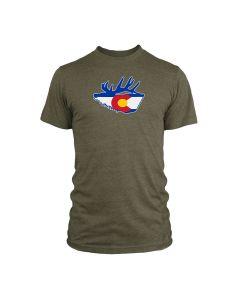 Rep Your Water Colorado Elk T-Shirt