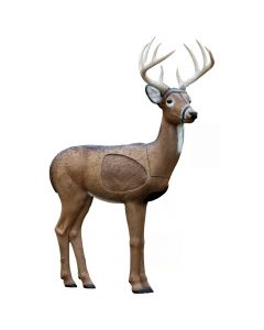 Rinehart Mr. Perfect Woodland Whitetail 3D Archery Target