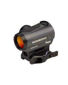 SIG Romeo4 H Red Dot Hunting Sight - Red Dot & Red Quadplex Reticle Options