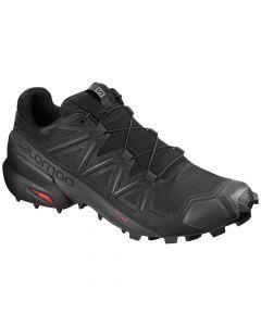 Salomon SpeedCross 5 Shoes Blk/Phantom