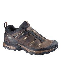 Salomon X Ultra LTR GTX NuBuck Leather Hiking Shoes