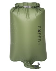 Exped Schnozzel Pump Bag UL Medium Green