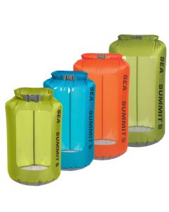 Sea To Summit Ultra-Sil View Drysack Waterproof Drybag - All Colors